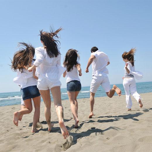 奔跑吧大海